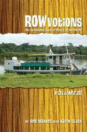 Cover of: ROWvotions Volume III | Ben Mathes