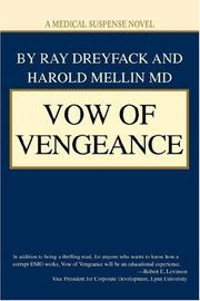 Cover of: Vow of Vengeance | Ray Dreyfack