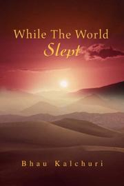 Cover of: While The World Slept