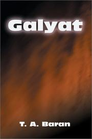 Cover of: Galyat | T. A. Baran