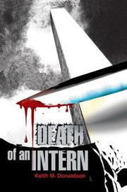 Cover of: Death of an Intern | Keith M. Donaldson