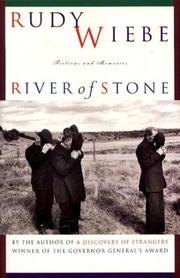 Cover of: River of stone