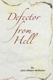 Cover of: Defector From Hell | John William McMullen