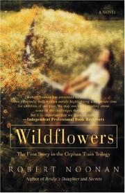 Cover of: Wildflowers | Robert Noonan
