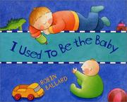Cover of: I used to be the baby