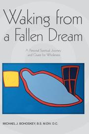 Cover of: Waking from a Fallen Dream | Michael John Bohoskey