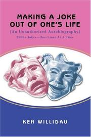 Cover of: Making a Joke Out of One