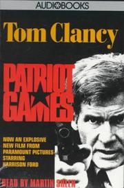 Cover of: Patriot Games (Tom Clancy)