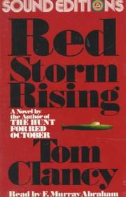 Cover of: Red Storm Rising (Tom Clancy)