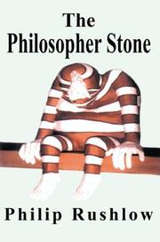 Cover of: The Philosopher Stone | Philip Rushlow