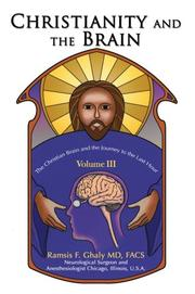 Cover of: Christianity and the Brain | Ramsis Ghaly