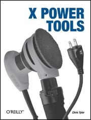 Cover of: X Power Tools | Chris Tyler