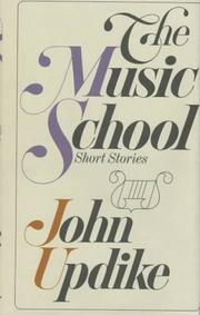 Cover of: The music school: short stories.