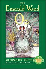 Cover of: The emerald wand of Oz
