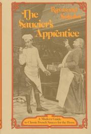 Cover of: The saucier's apprentice