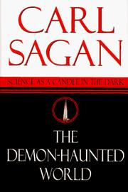 Cover of: The Demon-Haunted World | Carl Sagan