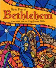 Cover of: Bethlehem