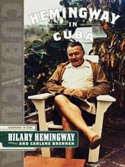 With Hemingway by Arnold Samuelson