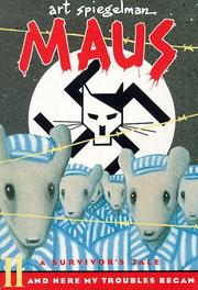 Cover of: Maus II