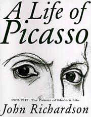 Cover of: A life of Picasso