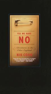 Cover of: Yes we have no