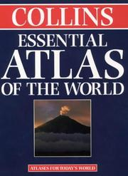 Cover of: Collins Essential Atlas of the World (Atlases for Today