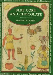 Cover of: Blue corn and chocolate