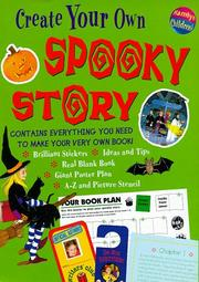 Cover of: Create Your Own Spooky Story