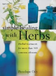 Cover of: Simple Healing with Herbs