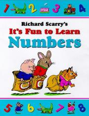 Cover of: Richard Scarry's It's Fun to Learn (Hamlyn at Home)