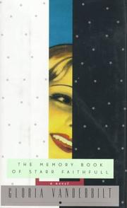 Cover of: The memory book of Starr Faithfull