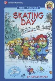 Cover of: Skating Day (Little Critter First Readers, Level 1)