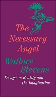 Cover of: The necessary angel