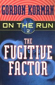 Cover of: Fugitive Factor (On the Run)