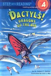 Cover of: Dactyls