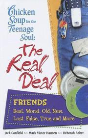 Cover of: Chicken Soup for the Teenage Soul