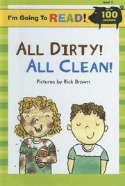 Cover of: All Dirty! All Clean! (I