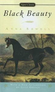 Cover of: Black Beauty (Signet Classic) | Anna Sewell