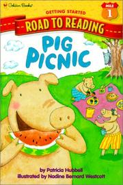 Cover of: Pig Picnic (Road to Reading Mile 1: Getting Started)