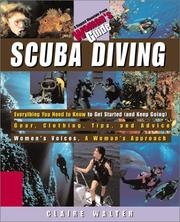 Cover of: Scuba Diving (Ragged Mountain Press Woman's Guides)
