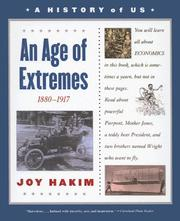 Cover of: An Age of Extremes (History of US