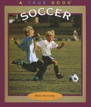 Cover of: Soccer | Mike Kennedy