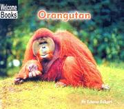 Cover of: Orangutan | Edana Eckart