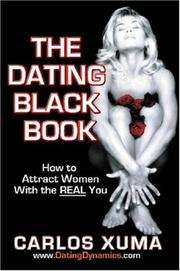 Cover of: The Dating Black Book | Carlos Xuma