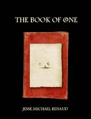 Cover of: The Book of One | Jesse Michael Renaud