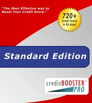 Cover of: CreditBooster PRO | holoMaXx technologies