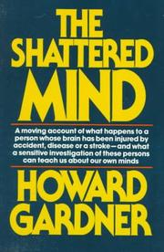 Cover of: The shattered mind