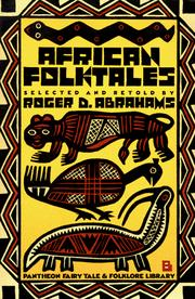 Cover of: African Folktales