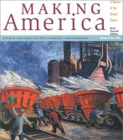 Cover of: Making America, Volume B With Atlas Brief, Second Edition