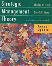 Cover of: Strategic Management Theory Update